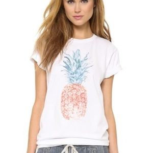 Sincerely Jules Pineapple Tee - brand new!
